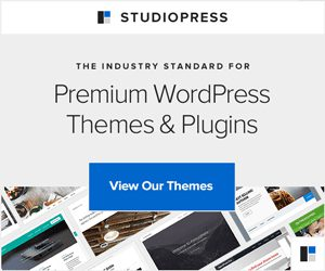 Studio Press Websites