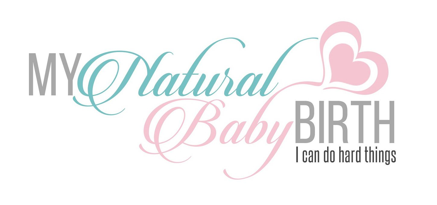 My Natural Baby Birth Logo