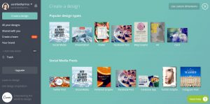 Canva Tools For Bloggers
