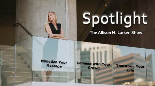Spotlight: Allison H Larsen Show